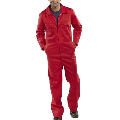 Click PC Red Boilersuit